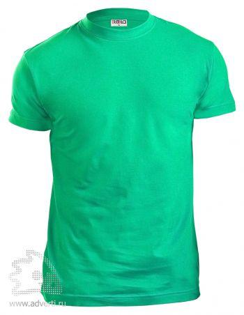 Футболка LEELA «180», светло-зеленая