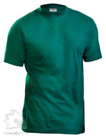 Футболка LEELA «180», зеленая