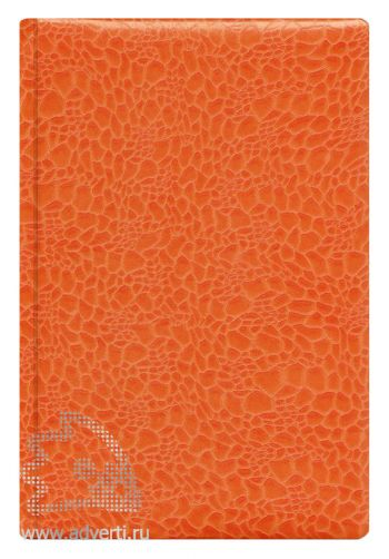 Ежедневники и еженедельники «Тортуга», оранжевые