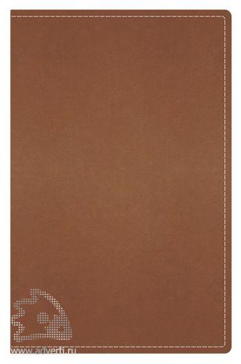 Визитницы «Тоскана», темно-коричневые