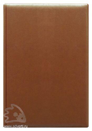 Ежедневники и еженедельники «Тоскана», темно-коричневые
