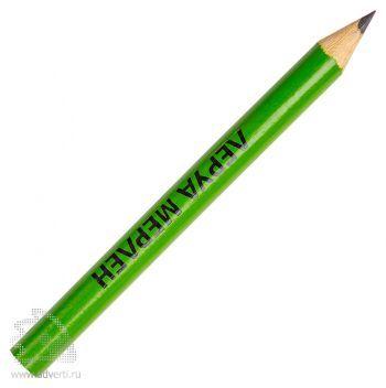 Карандаш «Карапуз», светло-зеленый