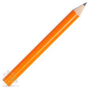 Карандаш «Карапуз», оранжевый