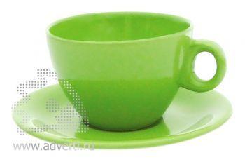 Чайная пара PR-010, зеленая