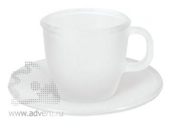 Чайная пара PR-055, неокрашенная