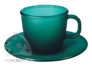 Чайная пара PR-055, зеленая