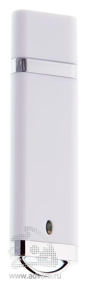USB-флешка «DE», белая