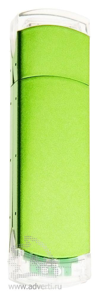Флеш-память «Rainbow», зеленая
