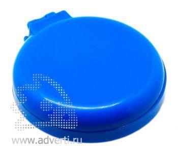 Складная расческа с зеркалом PR-021, зарытая