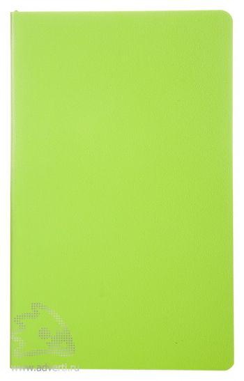 Блокноты «Twins» А5, зеленые