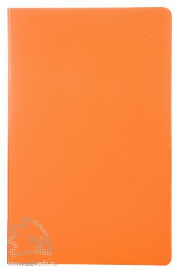 Блокноты «Twins» А5, оранжевые