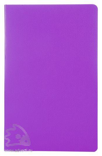Блокноты «Twins» А5, фиолетовые