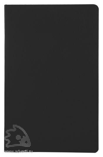 Блокноты «Twins» А5, черные