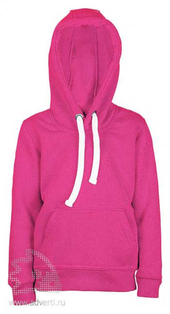 Толстовка «Универ клаб», детская, ярко-розовая