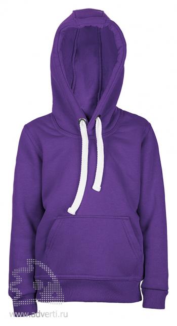 Толстовка «Универ клаб», детская, фиолетовая
