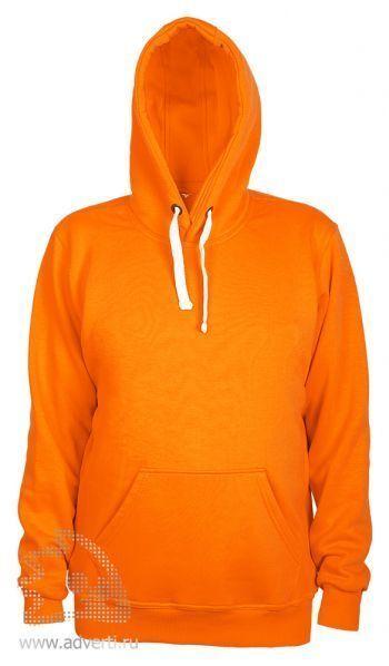 Толстовка «Soft», унисекс, оранжевая
