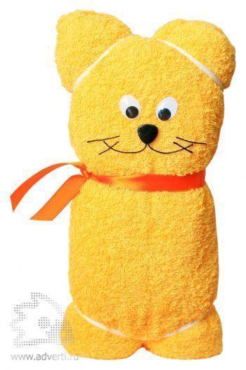 Полотенца-фигурки «Усатые зверюшки», кот