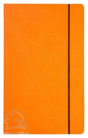 Ежедневники «Vincent», оранжевые