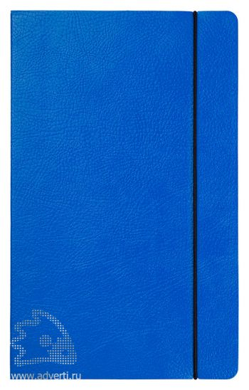 Ежедневники «Vincent», синие