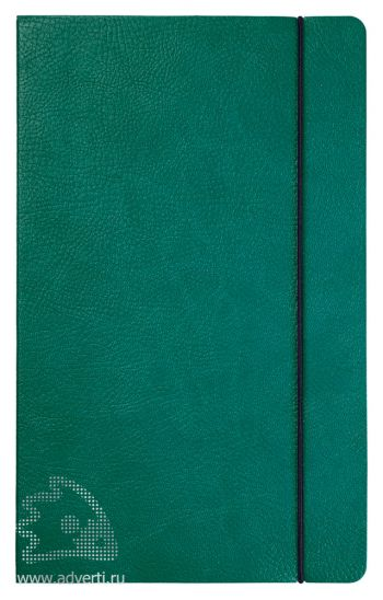 Ежедневники «Vincent», зеленые