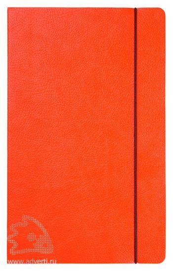 Ежедневники «Vincent», красные
