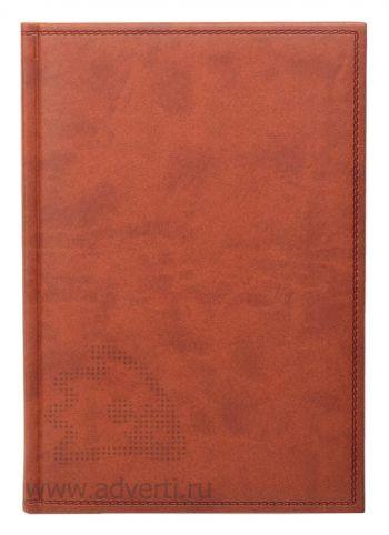 Ежедневники и еженедельники «Vivella», коричневые