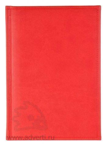 Ежедневники и еженедельники «Vivella», красные