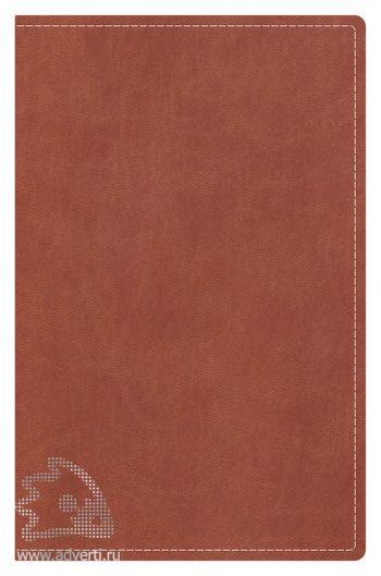 Визитницы «Вивелла», светло-коричневые