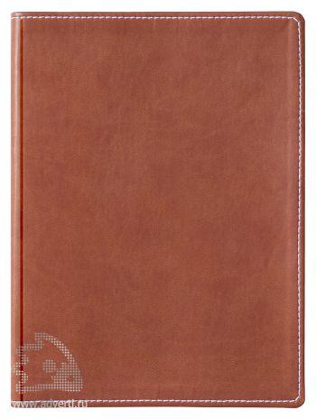 Ежедневники и еженедельники «Вивелла», коричневые