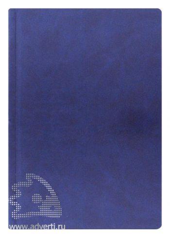 Ежедневники и еженедельники «Вивелла», тёмно-синие