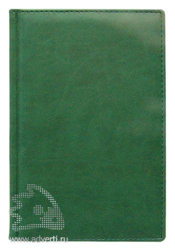 Ежедневники и еженедельники «Вивелла», тёмно-зелёные