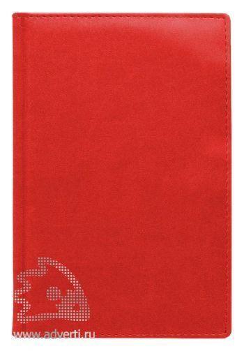 Ежедневники и еженедельники «Вивелла», красные