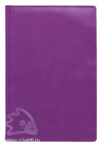 Ежедневники и еженедельники «Вивелла», фиолетовые