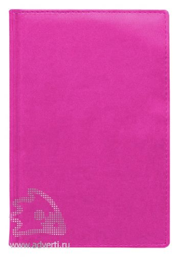 Ежедневники и еженедельники «Вивелла», ярко-розовые