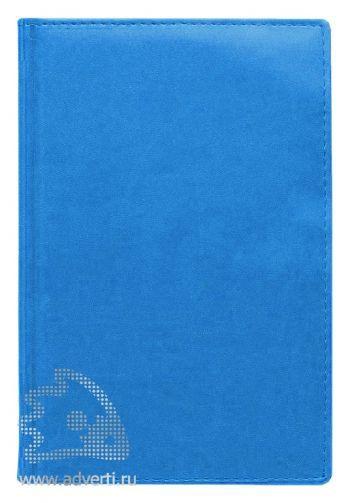 Ежедневники и еженедельники «Вивелла», голубые