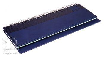 Планинги «Vivella», темно-синие