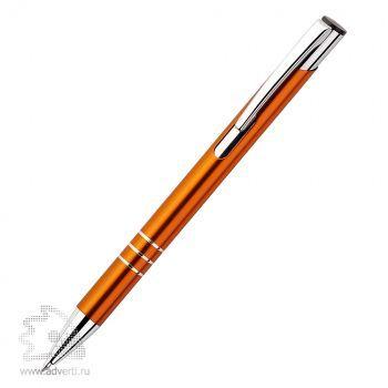 Шариковая ручка «Veno», оранжевая