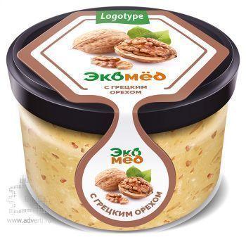 «Экомёд» с грецким орехом