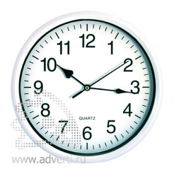 Часы настенные PR-035, белые