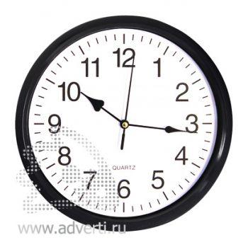 Часы настенные PR-035, черные