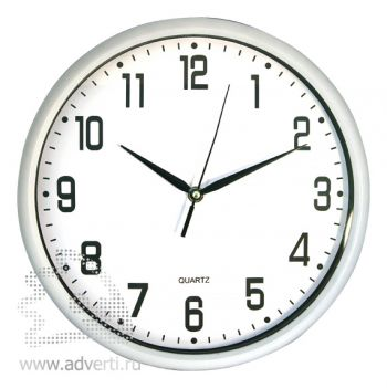 Часы настенные PR-060, белые