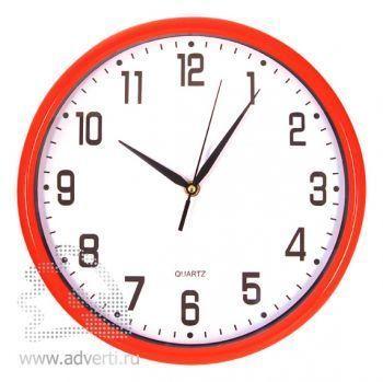 Часы настенные PR-060, красные