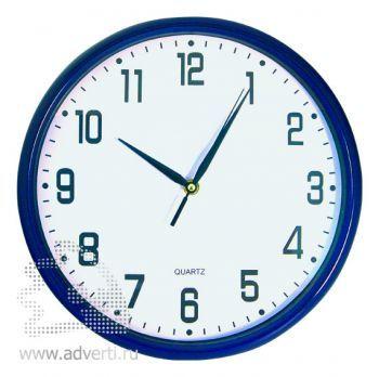 Часы настенные PR-060, синие
