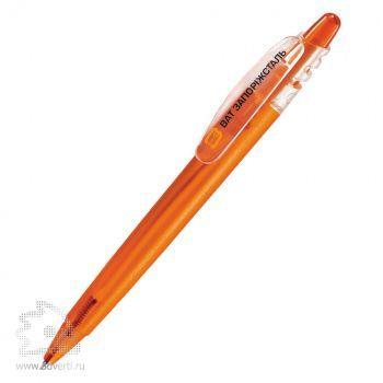 Шариковая ручка «X-Eight Frost» Lecce Pen, оранжевая