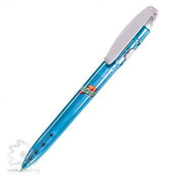 Шариковая ручка «X-Three LX» Lecce Pen, голубая