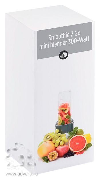 Блендер для коктейлей «Smoothie 2 Go» 300 Вт, упаковка