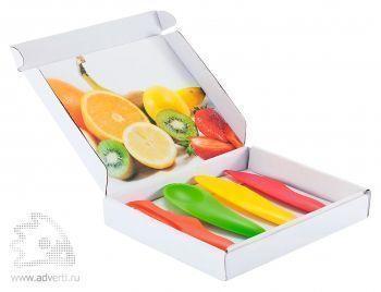 Набор ножей для фруктов «Smoothie», упаковка