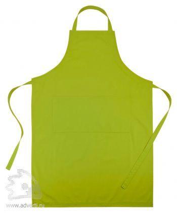 Фартук, зеленый