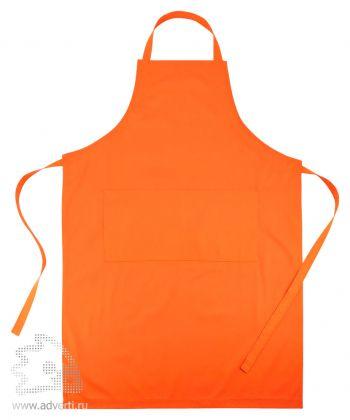 Фартук, оранжевый