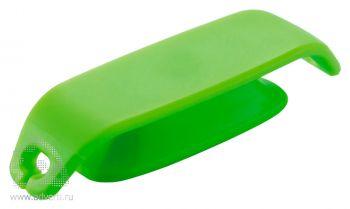 Универсальный органайзер для проводов, зеленый